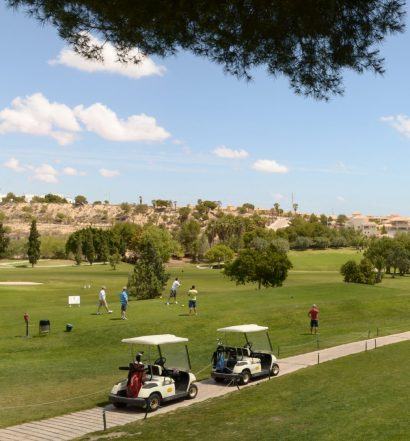 Golf en Orihuela