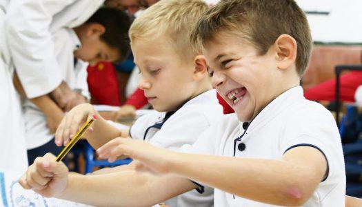 Puertoblanco-Montecalpe: pedagogía de alto rendimiento en competencias  y valores de 0 a 18 años