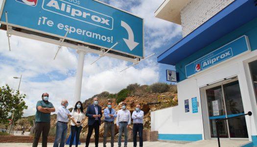 Aliprox, el nuevo supermercado de referencia en Torreguadiaro
