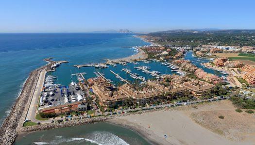 El Puerto de Sotogrande solicita la baja de Marinas de Andalucía