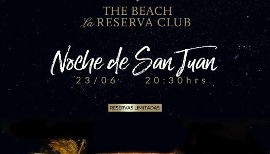 The Beach da la bienvenida al verano con la Noche de San Juan