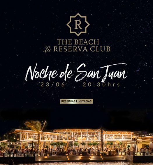 The Beach: Noche de San Juan