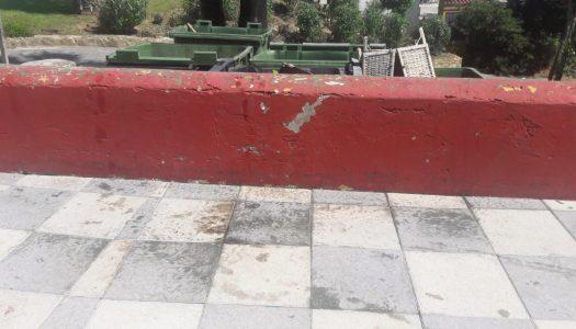 Vecinos de Torreguadiaro reclaman un punto limpio y el adecentamiento del antiguo cuartel