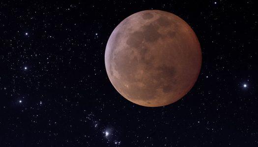 Esta noche llega la «Luna de Fresa»