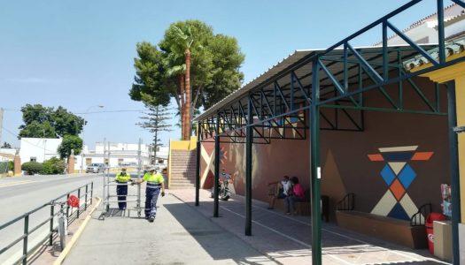 Mejoras de exteriores y adecentamiento, en el Valle del Guadiaro