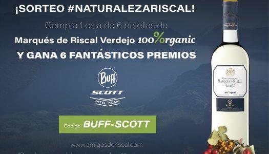 Beber Marqués de Riscal Verdejo 100% Organic tiene premio