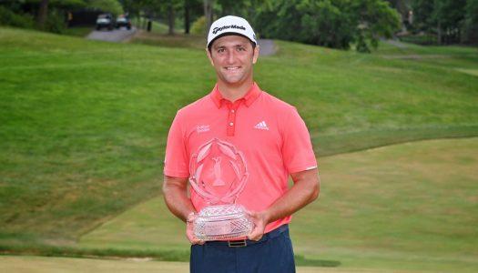 Jon Rahm gana The Memorial Golf y alcanza el Nº1 mundial