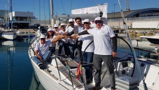 El único equipo de vela adaptada en España participará en la XXI Copa Sotogrande