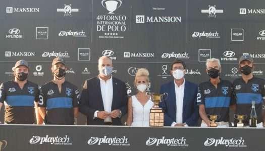 Sainte Mesme gana la Copa de Oro en el final de fiesta del Santa María Polo Club