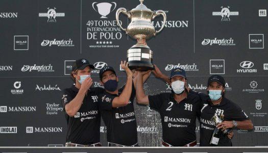 Mansion muestra su poderío en la final de la Copa de Plata