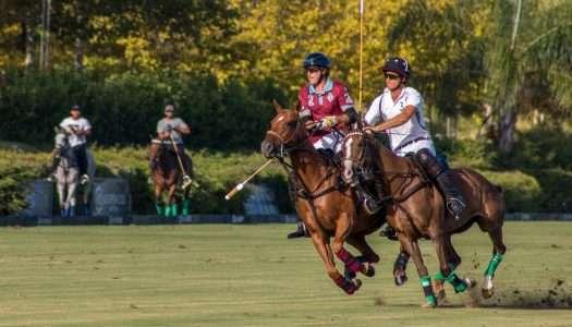 Sainte Mesme y BN Polo Team avanzan en la Copa De Oro