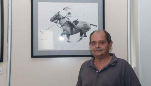 El polo a través del lápiz de Jesús Arnedo Bedoya