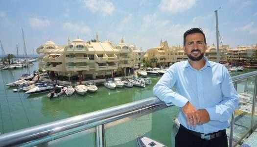 Se forma la nueva Comisión Delegada de Marinas de Andalucía