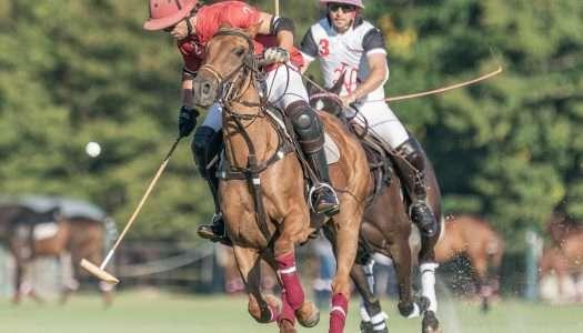 Marqués de Riscal marca el paso en el Open de Francia de Polo