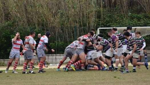 Holmes Sotogrande Rugby del Estrecho comienza a trabajar en la pretemporada