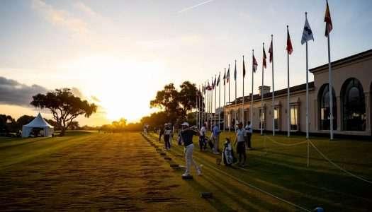 Golf for Good recauda 100.000€ para cuatro entidades benéficas en el Estrella Damm N.A. Andalucía Masters