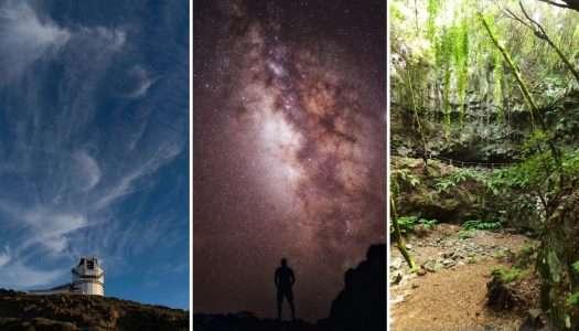 La Palma: la isla de los contrastes