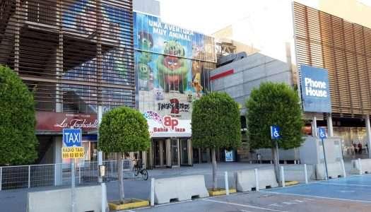 Butacas de última generación para una experiencia de cine en Bahía Plaza