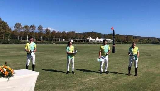 Nairobi, ganador del Campeonato de Andalucía de Polo en Sotogrande