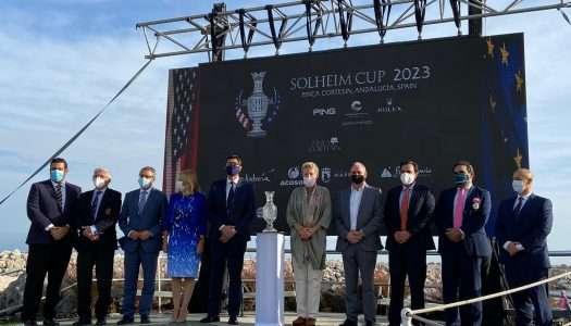 La Solheim Cup se jugará en Finca Cortesin en septiembre de 2023
