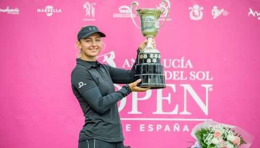 Emily Pedersen gana el Andalucía Costa del Sol Open de España