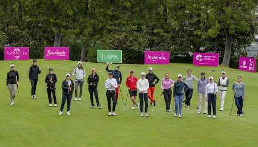 Las españolas, al asalto del Open de España en Guadalmina Golf