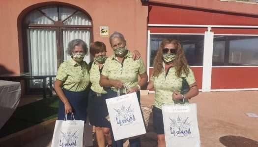 Momento para las Damas, en La Cañada Golf