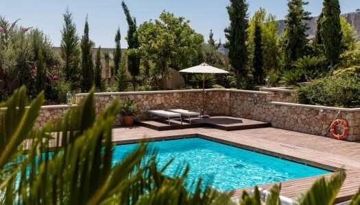 Jardín exterior, piscina y vistas, principales demandas del mercado inmobiliario de lujo