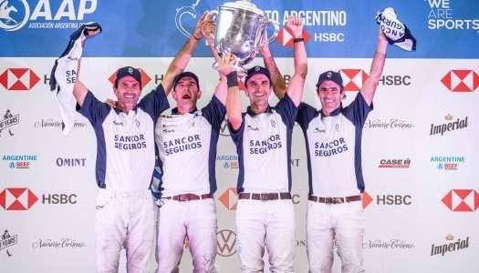 La Dolfina conquista el Abierto Argentino de Polo