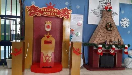 El Buzón Real visita este lunes todos los colegios y guarderías
