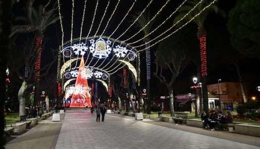 Llega la Navidad a San Roque