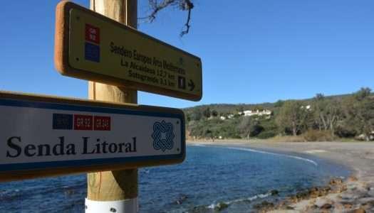 Cala Sardina: primera etapa del sendero 'Arco Mediterráneo'