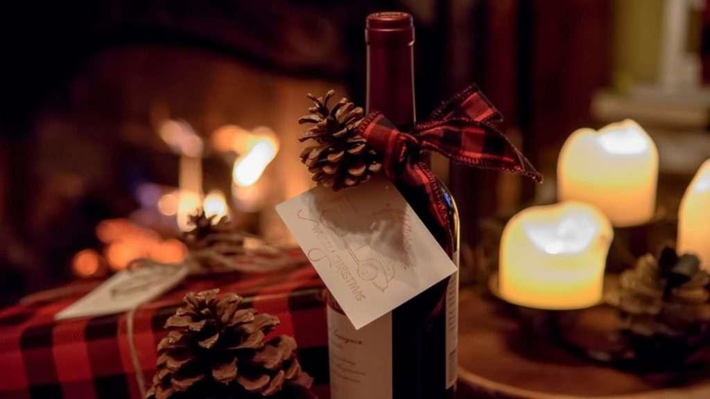 Vinopolis en Navidad