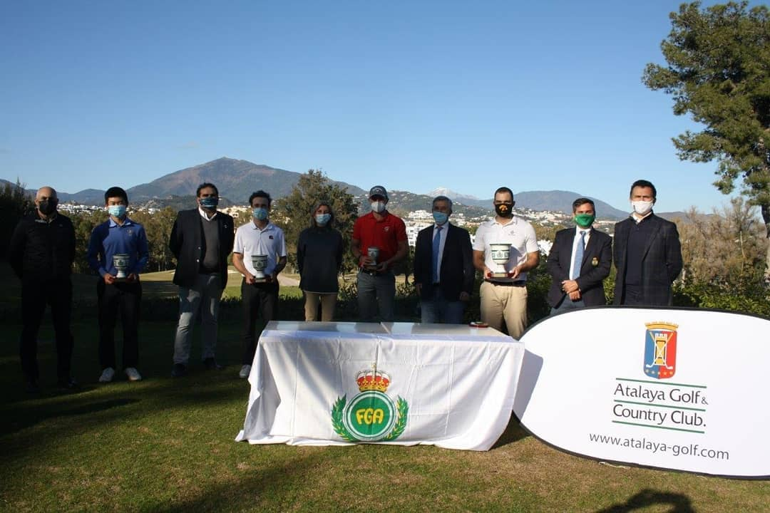 Copa Andalucía Golf 2021