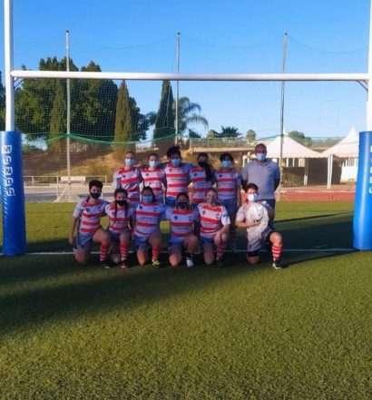 Rugby Femenino, Holmes Sotogrande
