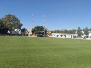 Césped Pueblo Nuevo