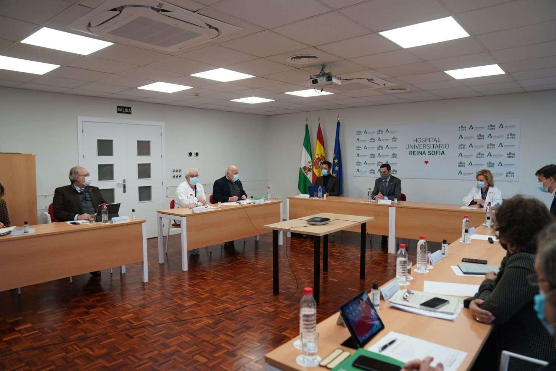 Consejo Alertas Junta de Andalucía