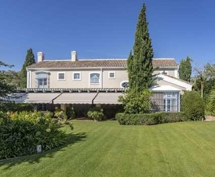 Villa Barcelo, Consuelo Silva en Sotogrande Costa