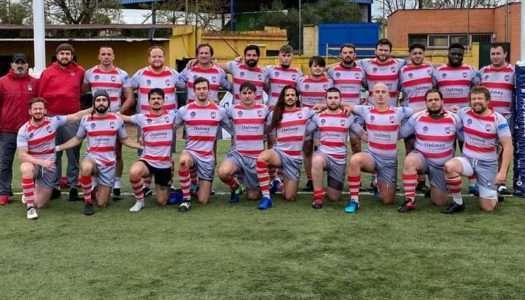 Holmes Sotogrande Rugby cae en su visita a Sevilla