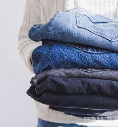 Reciclaje de ropa 2021