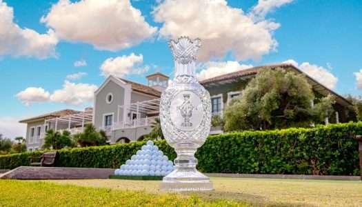 """La Solheim Cup 2023 y el """"sueño"""" de Azahara Muñoz"""