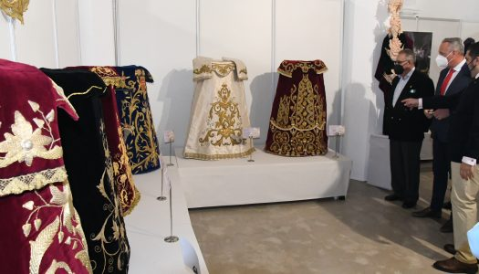 "San Roque exhibe su radiante ""Magna Exposición"" cofrade"