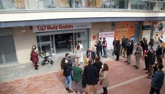 Ruiz Galán inaugura su nuevo supermercado en Alcaidesa