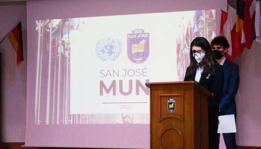 Colegio San José: MUN San José 2021