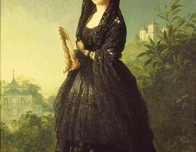 La sencillez de la duquesa de Montpensier, por Clara Zamora