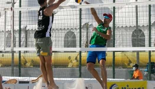 El sueño de la Olimpiada para Gavira y Herrera comienza en Doha