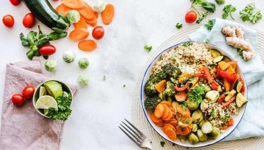 Ideas para una comida saludable