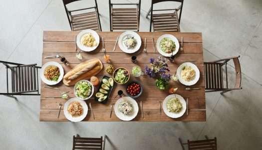 Comer: algo más que sentarse a la mesa