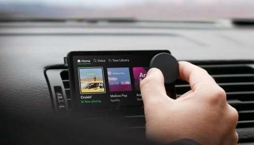 Spotify en tu coche, de una manera diferente