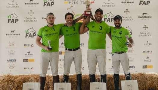 Horseware Polo conquista la Copa Andalucía en Sotogrande